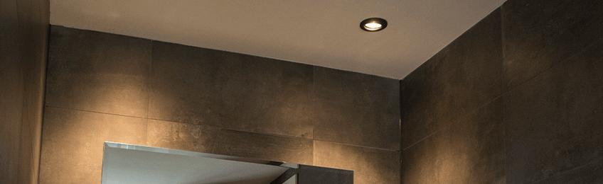 Světlo do koupelny
