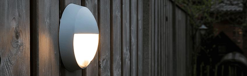 Venkovní světla s čidlem