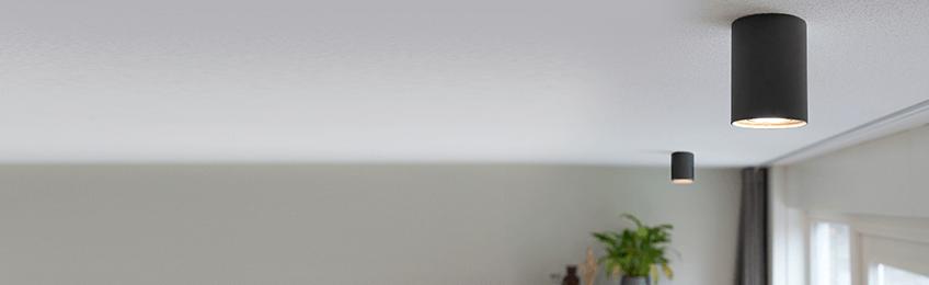 LED přisazené bodové svítidlo