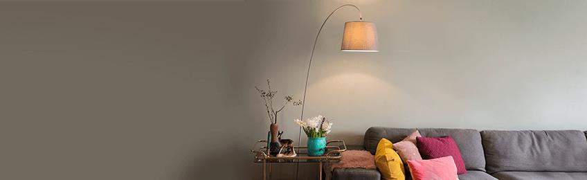 LED stojací lampy