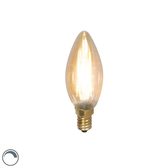 LED-žárovka-s-vlákny-E14-240V-3,5W-200lm-stmívatelná