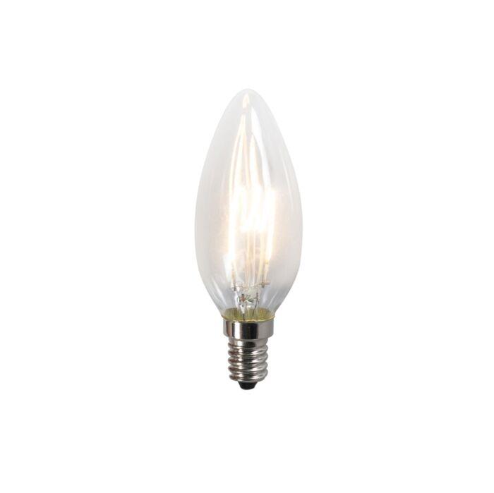 LED-žárovka-s-kroucenými-vlákny-C35-2W-2200K-čirá