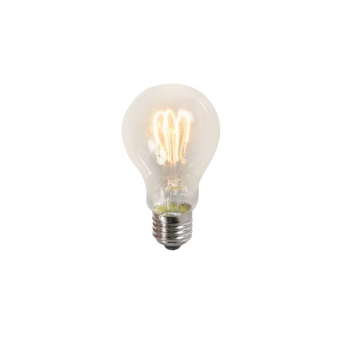 LED-žárovka-z-krouceného-vlákna-A60-3W-2200K-čirá