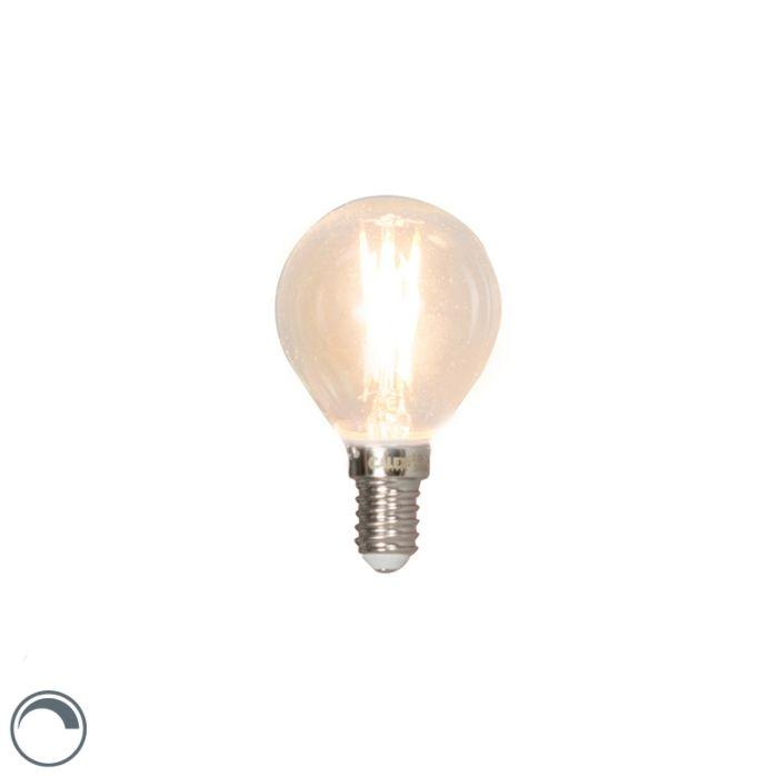 E14-stmívatelná-LED-žárovka-3W-350lm-2700K