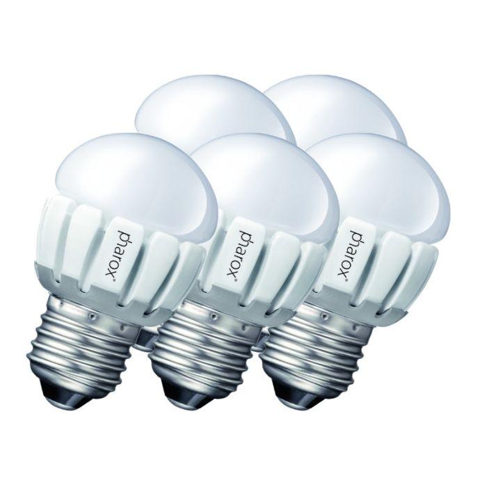 Sada-5-Pharox-LED-200-P45-E27-5W-230V