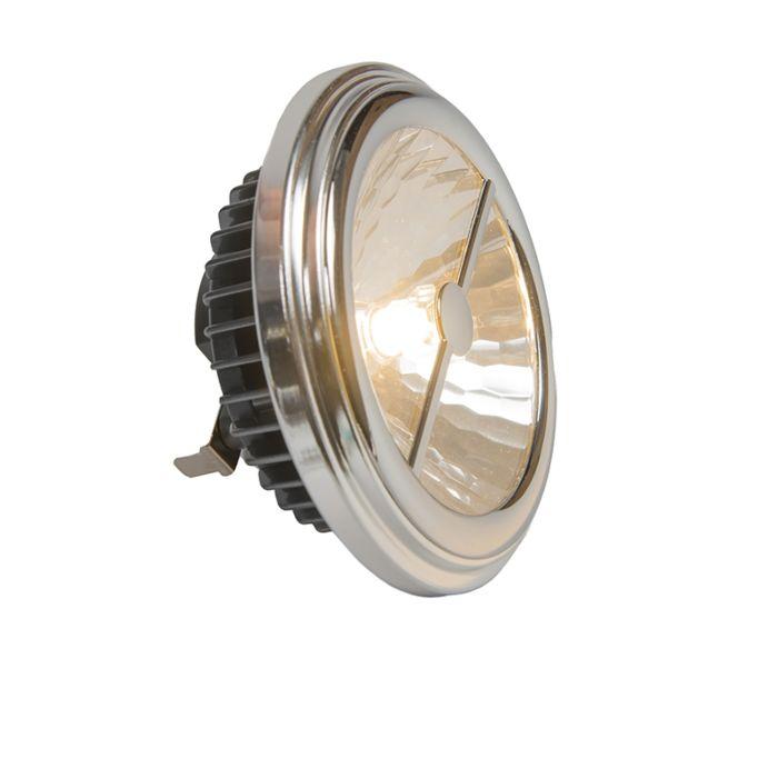 AR111-G53-15W-24-°-reflektor-teplá-bílá