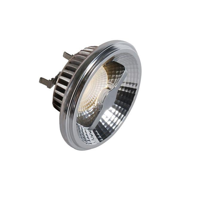 LED-lampa-G53-AR111-12W-36V-3000K-stmívatelná