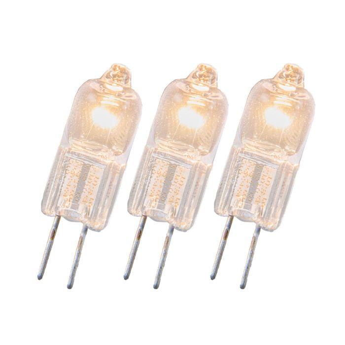 Halogenová-žárovka-G4-20W-12V-sada-3-ks
