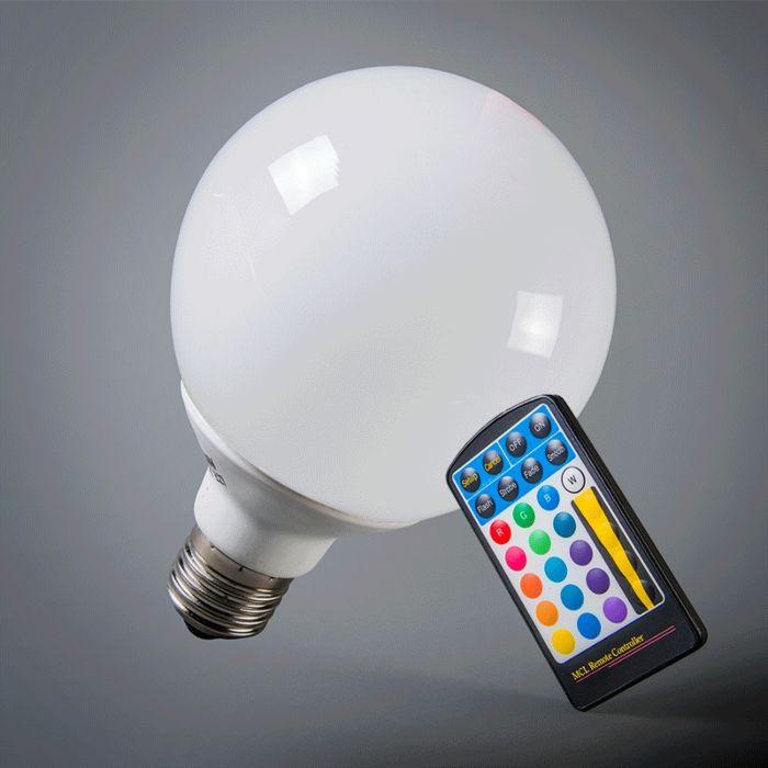 LED-koule-E27-RGB-95-mm-s-dálkovým-ovládáním