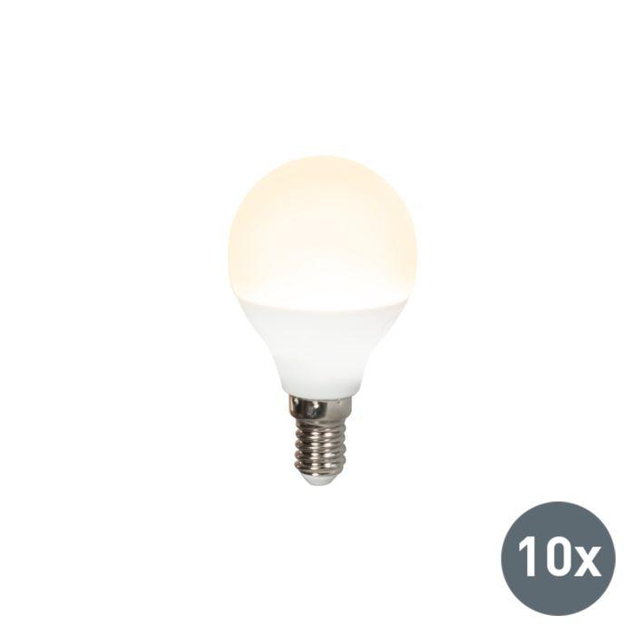 Sada-10-LED-žárovek-P45-E14-3W-3000K