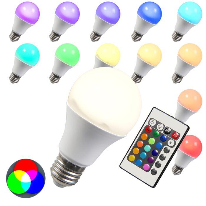 LED-žárovka-RGB-E27-10-W-extra-teplá-bílá