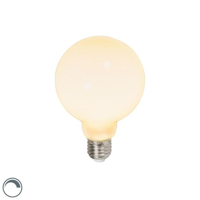 LED-žárovka-E27-240V-6W-650lm-stmívatelná