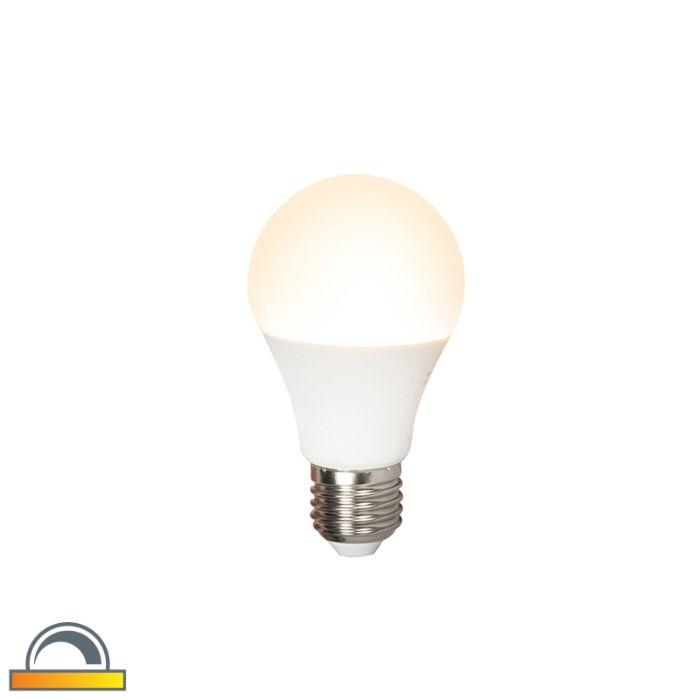 LED-žárovka-E27-240V-7W-510lm-A60-stmívatelná