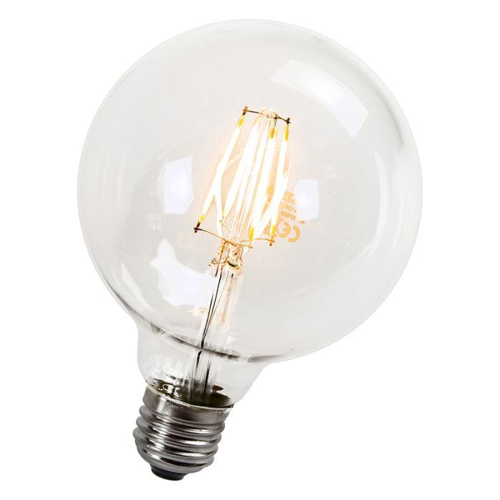 LED-žárovka-s-vlákny-LED-95mm-E27-4W-470-lumenů