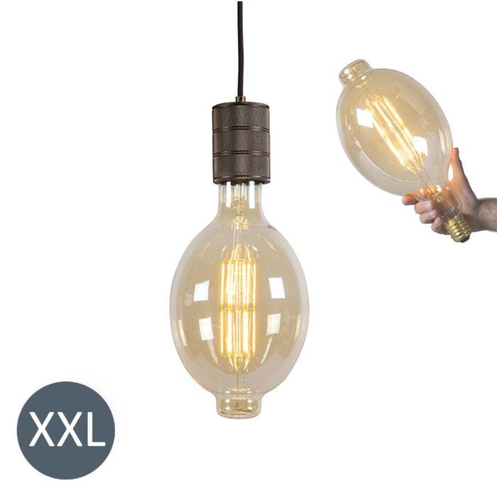 Závěsná-lampa-Colosseum-se-stmívatelnou-LED-lampou