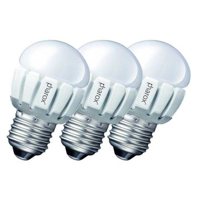 Sada-3-Pharox-LED-200-P45-E27-5W-230V