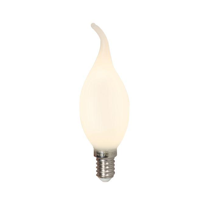 Svíčková-lampa-s-LED-diodami-E14-240V-3,5W-300lm-stmívatelná