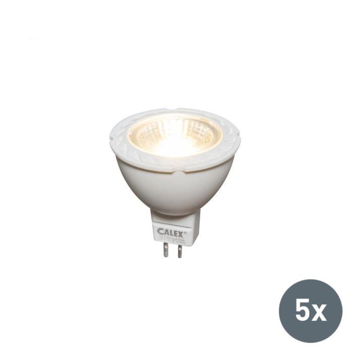 Sada-5-LED-lamp-MR16-7W-550-lumenů