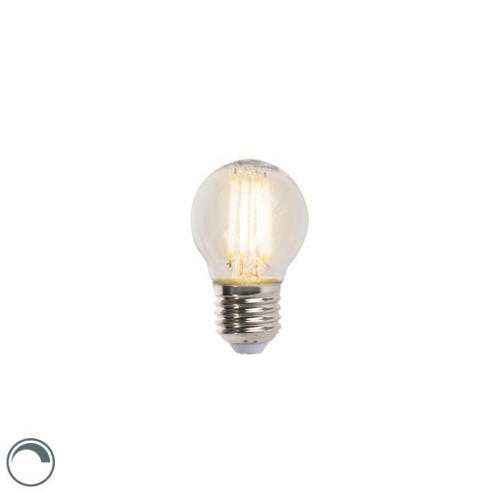 LED-žárovka-s-vlákny-E27-5W-470lm-P45-stmívatelná