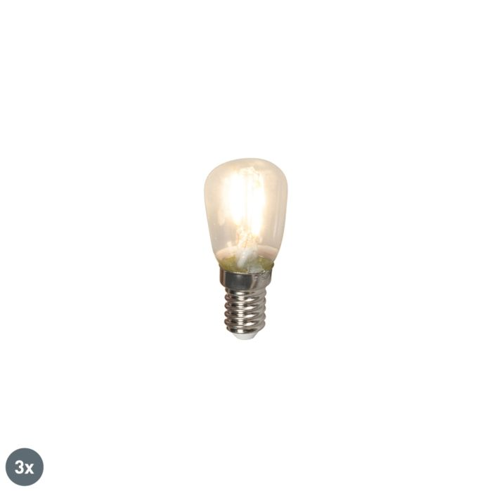 Sada-3-žárovek-E14-s-LED-vlákny-T26-1W-100lm-2700-K.