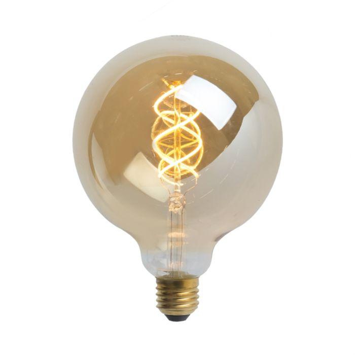 LED-žárovka-s-vlákny-E27-5W-300-lumenů-teplá-bílá-2200K