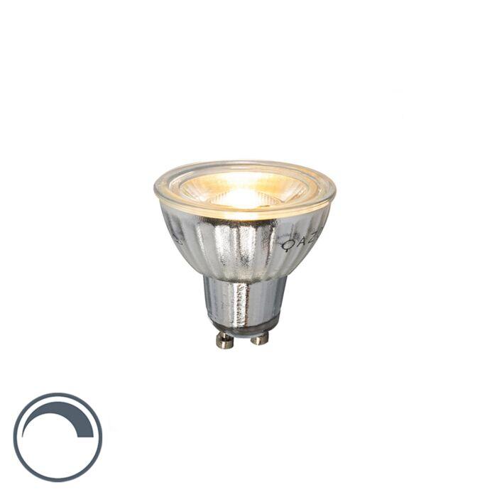 GU10-LED-žárovka-230V-5W-380LM-2700K-stmívatelná