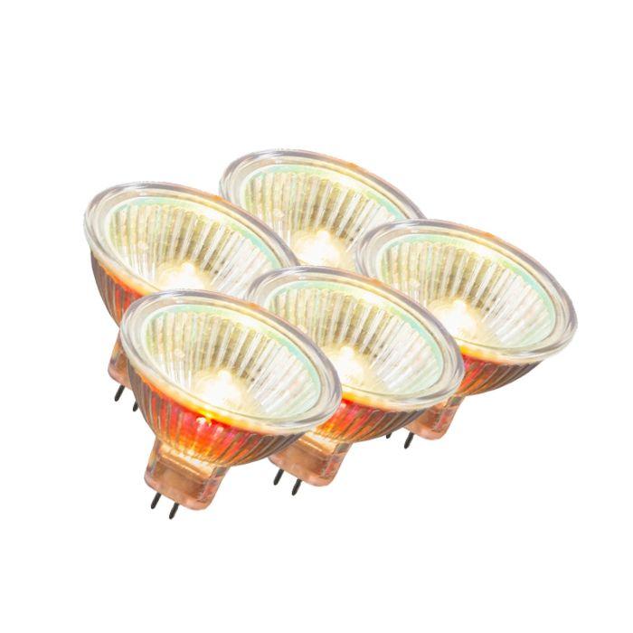 Sada-5-halogenových-MR16-12V-50W