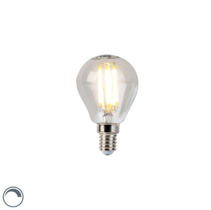 LED-žárovka-s-vlákny-E14-5W-470lm-P45-stmívatelná