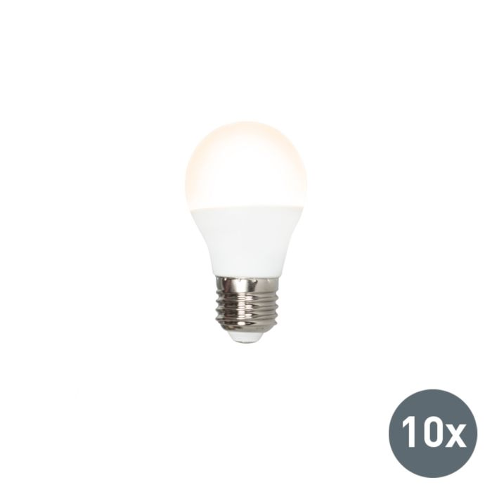 Sada-10-LED-žárovek-P45-E27-3W-3000K