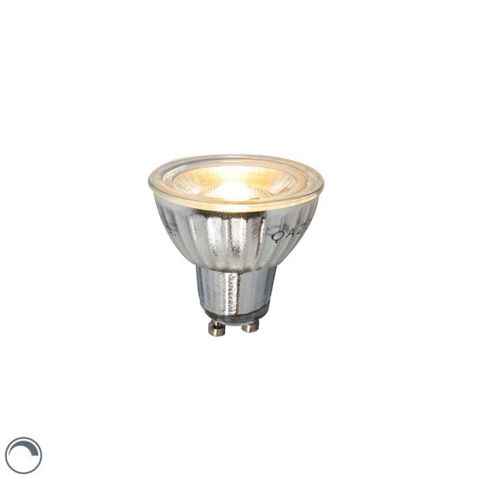 GU10-LED-žárovka-7W-500LM-2700K-stmívatelná