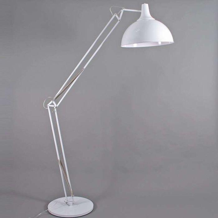 Oblouková-lampa-Hobby-XXL-bílá