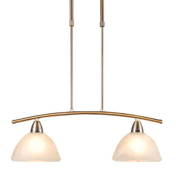 Závěsná-lampa-Firenze-2-bronz