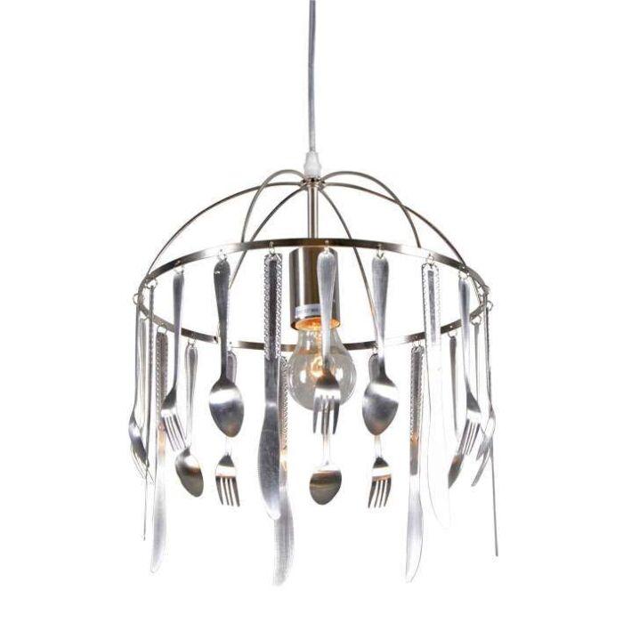 Závěsná-lampa-Kuchyňská-ocel