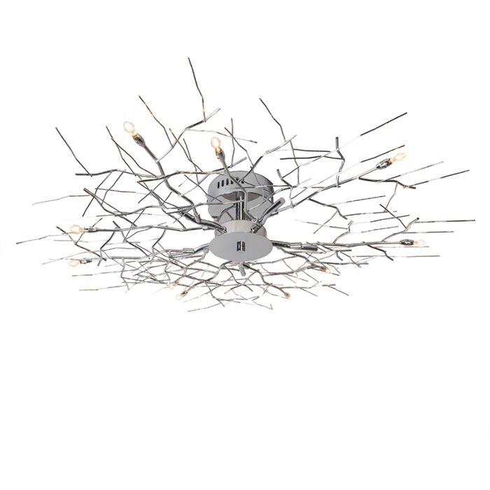 Chromovaná-stropní-lampa-Forest-10