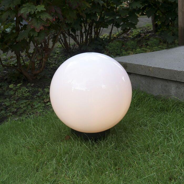 Moderní-venkovní-lampa-s-hrotem-30-cm-IP44---Sphere