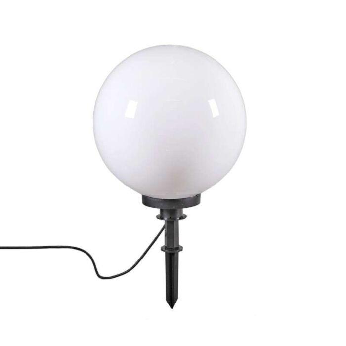 Moderní-venkovní-lampa-s-hrotem-o-průměru-40-cm-IP44---Sphere