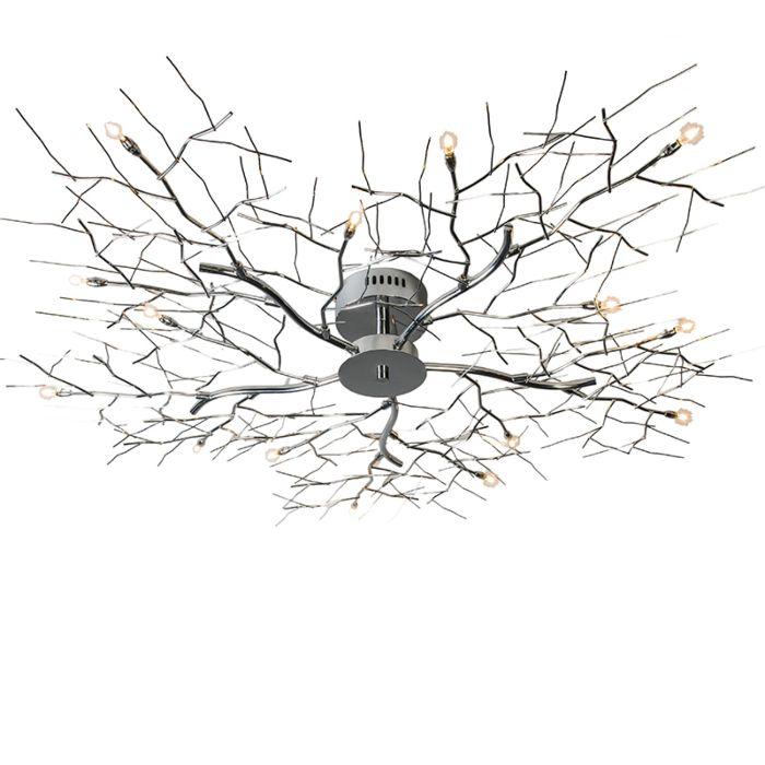 Stropní-svítidlo-Forest-15-chrom