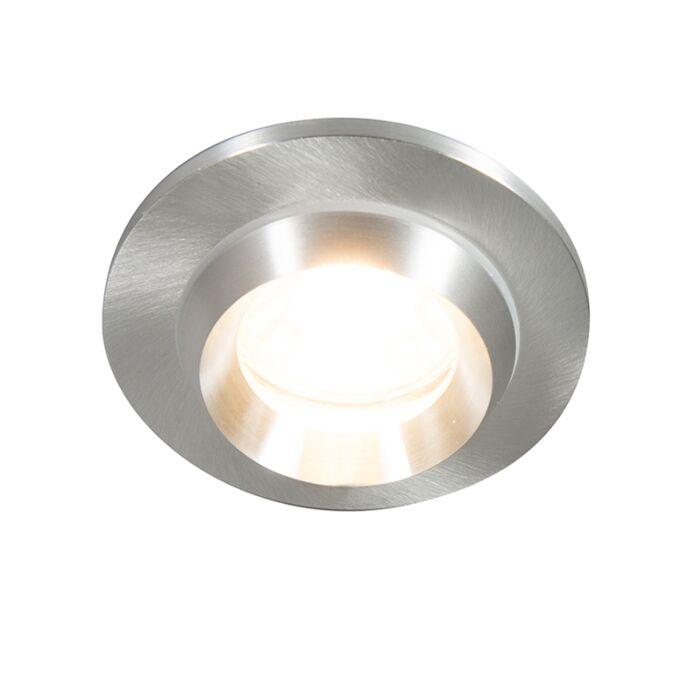 Moderní-zapuštěný-bodový-hliník-IP54---Spa