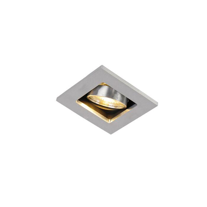 Hliníkové-zapuštěné-bodové-světlo---Qure