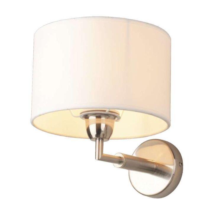 Nástěnná-lampa-Lugar-bílá