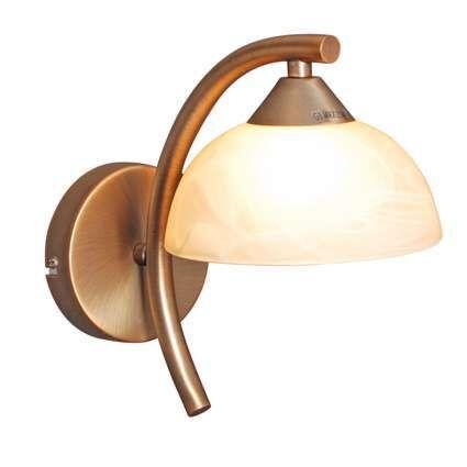 Nástěnná-lampa-Milano-15-bronzová