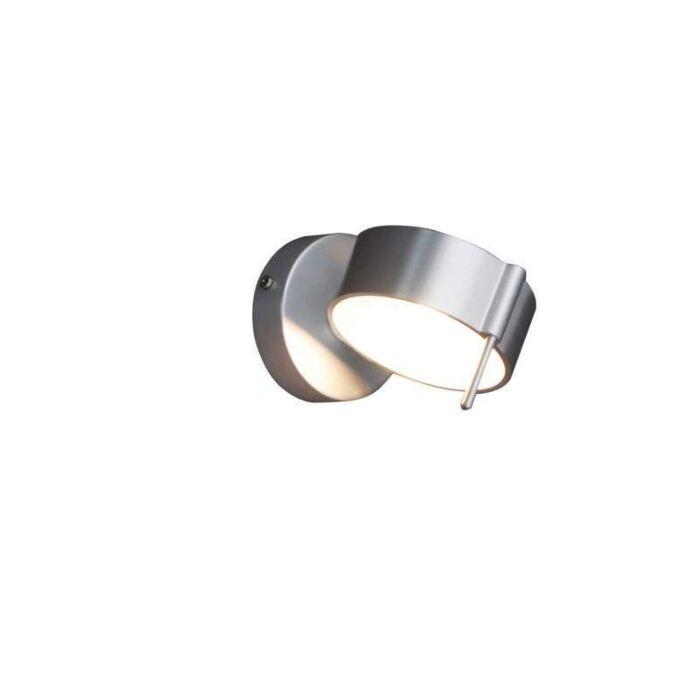 Nástěnná-lampa-Eye-1-hliníková