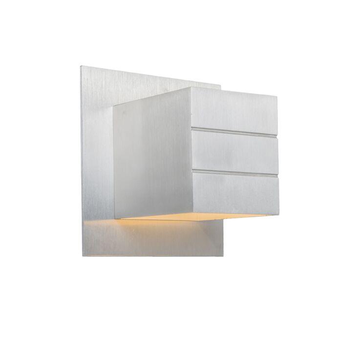 Moderní-nástěnná-lampa-hliníková---Ypsilon