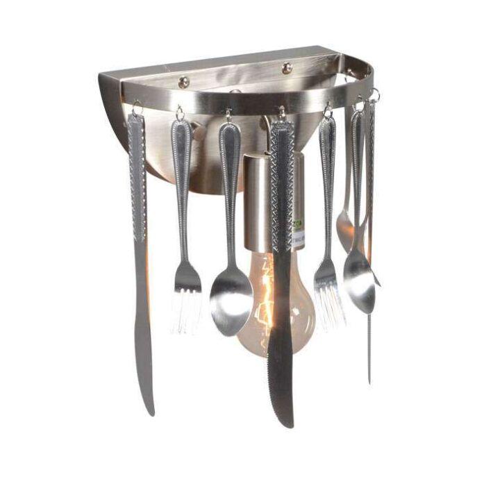 Nástěnná-lampa-Kuchyňská-ocel