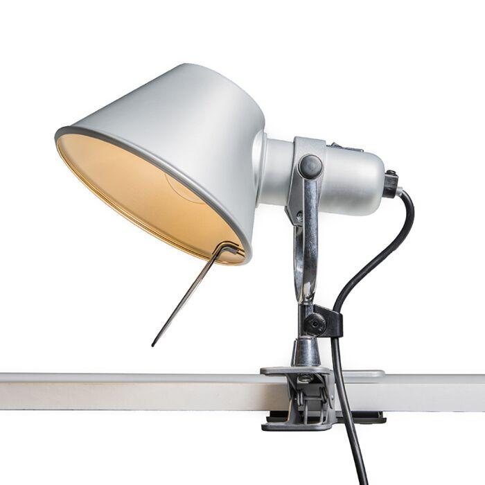 Stolní-lampa-Artemide-nastavitelná---Artemide-Tolomeo-Pinza