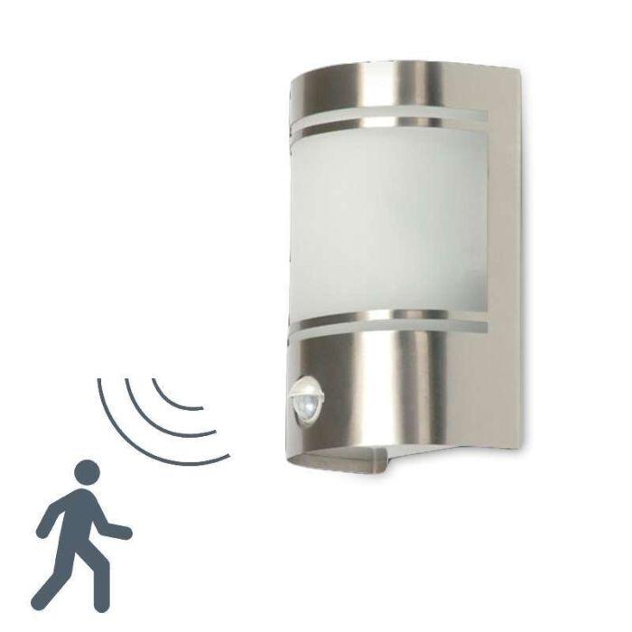 Venkovní-lampa-Boston-s-IR-detektorem-pohybu