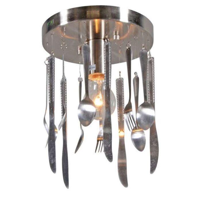 Stropní-lampa-Kuchyňská-ocel