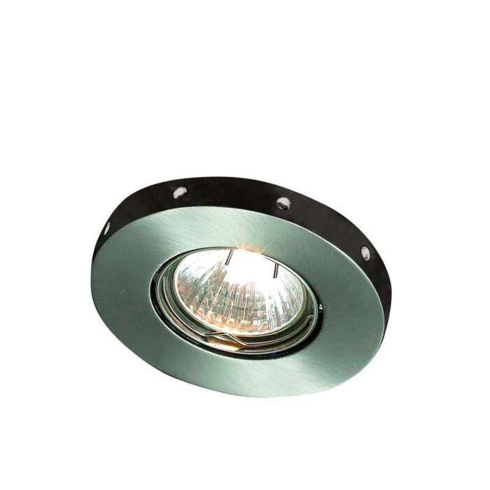 Zapuštěné-bodové-Mito-kulaté-bílé-dekódované-LED