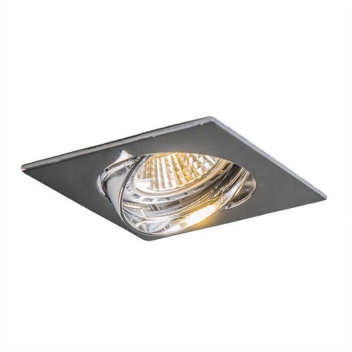 Vyklápěcí-čtvercový-chromovaný-LED-bodovaný-Edu