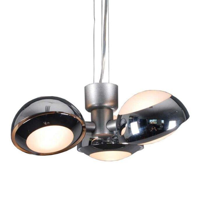 Závěsná-lampa-Curio-3-chrom